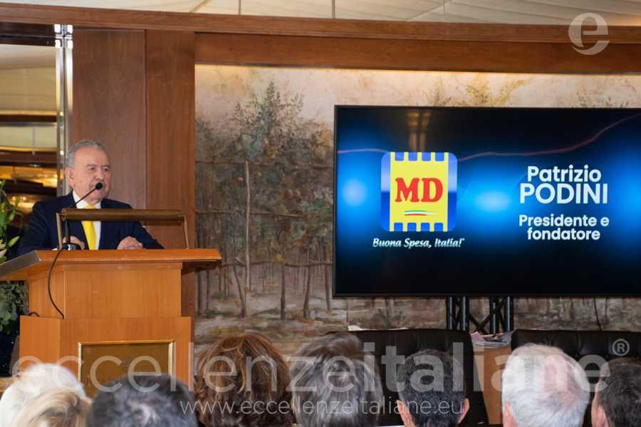 Patrizio Podini, fondatore di Md