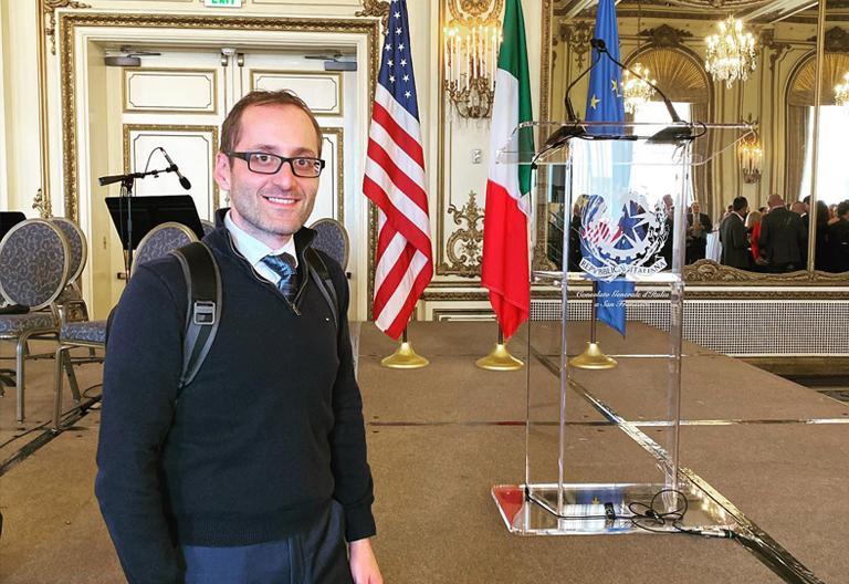 Silvio Sangineto e la sua passione di viaggiare