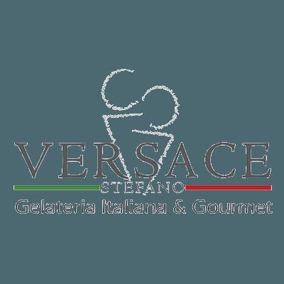 Stefano Versace Gelato - logo gelateria italiana & Gourmet