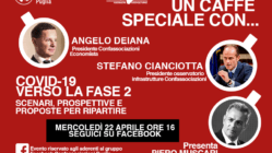 Angelo Deiana e Stefano Cianciotta