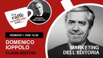 Un caffè eccellente con… Domenico Ioppolo Marketing dell'editoria…
