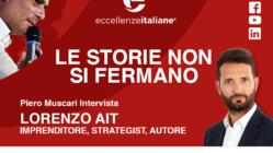 Lorenzo Ait, una storia per vincere - Live del 3 Apriile