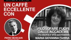 Maria Giovanna farina, un caffè eccellente. live del 21 Aprile
