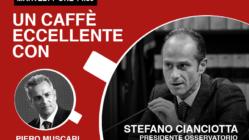 Stefano Cianciotta un caffè eccellente. Live martedì 7 Aprile su facebook. L'aroma delle storie, ogni giorno, nelle vostre case come un buon caffè.