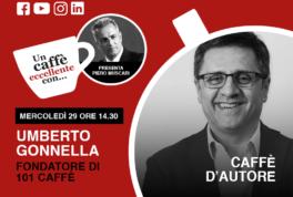 Umberto Gonnella, live del 29 Aprile 2020- Un caffè eccellente con