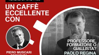 Paolo Regina, un caffe eccellente. Live del 24 Aprile