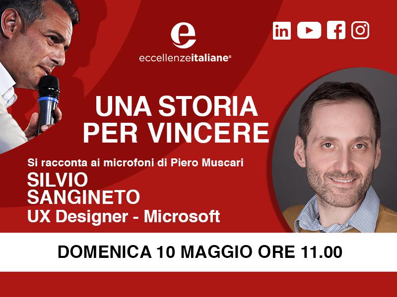 Silvio Sangineto, Dalla Calabria alla Silicon Valley