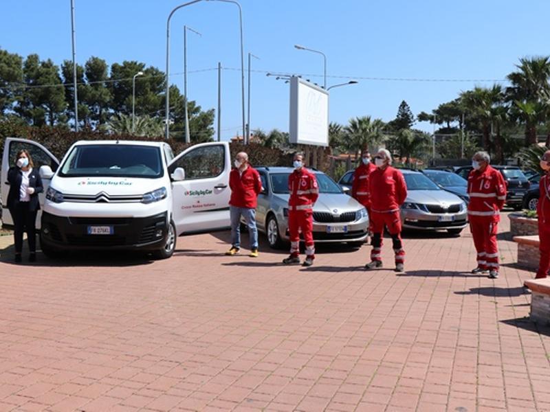 Sicily by Car stringe accordo con Croce Rossa Italiana. Tommaso Dragotto: sono onorato.