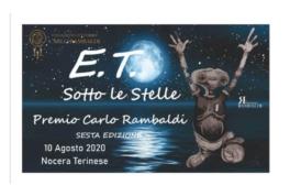 Premio Carlo Rambaldi, al via la sesta edizione