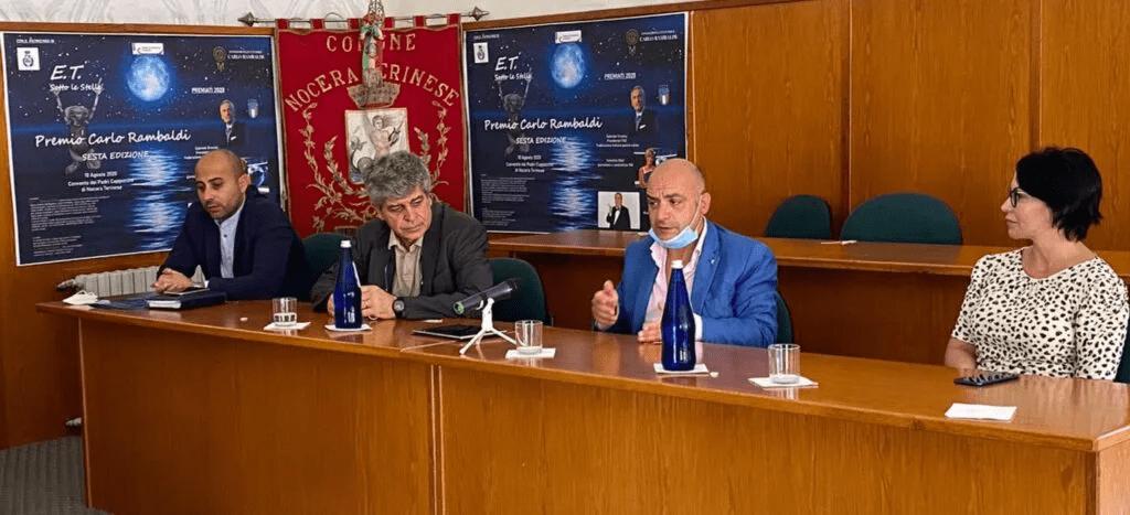 premio carlo rambaldi sesta edizione conferenza Eccellenze Italiane