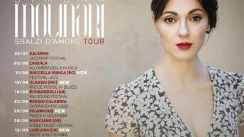 Simona Molinari torna nella sua terra con il concerto a Celano| Blog
