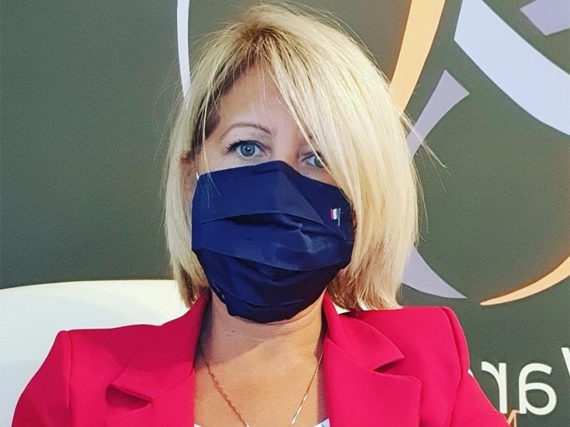 Covid, Sabrina Zuccalà: è nostra la tecnologia delle mascherine presidenziali
