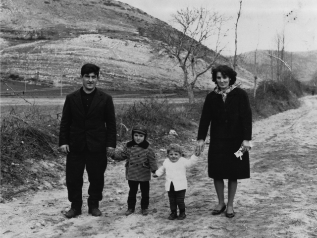 Famiglia Alfredo Cestari