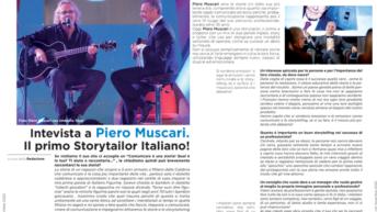 """L'intervista di Piero Muscari sul periodico digitale """"Immobili&Co"""""""