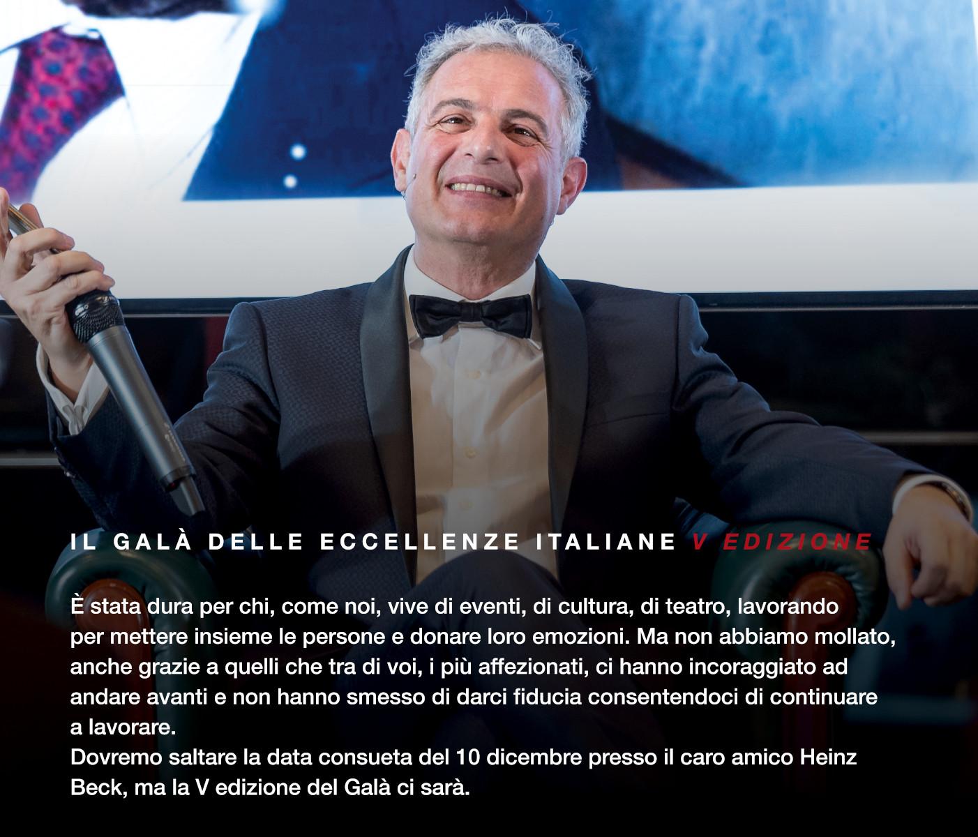Gala 2020 mobile Eccellenze Italiane