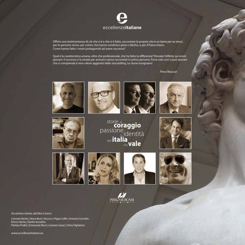 Retro copertina catalogo 2016 eccellenze italiane e1626963797978 Eccellenze Italiane