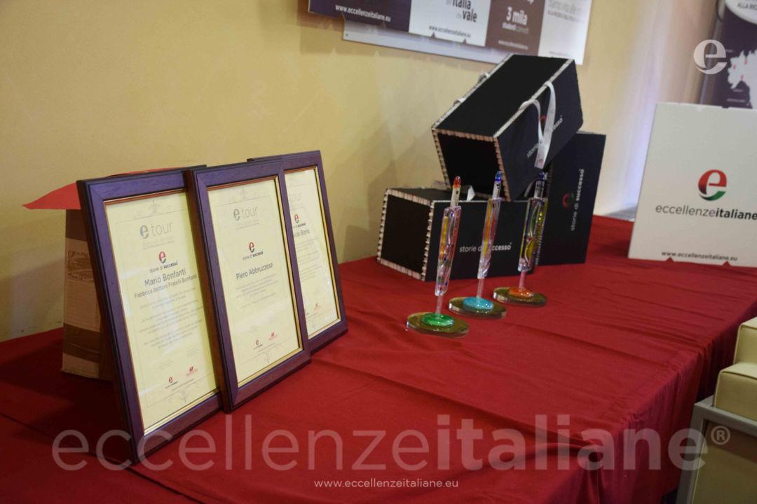 I premi di Eccellenze Italiane