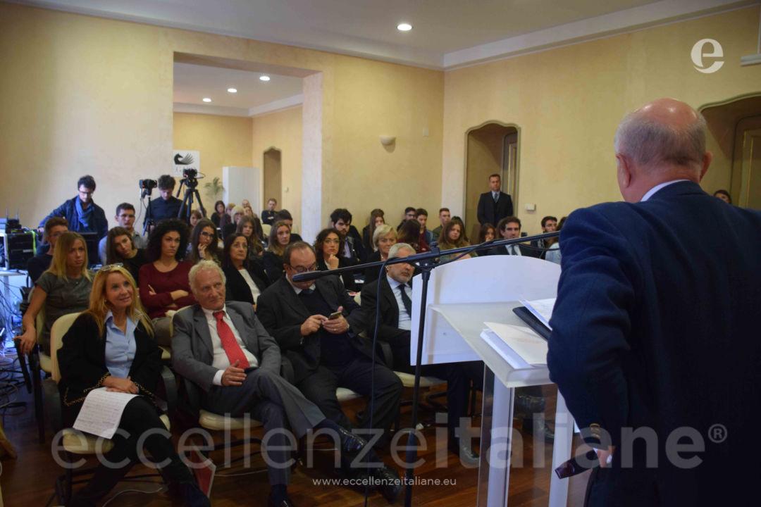 Mario Bonfanti Intervento a Etour Torino