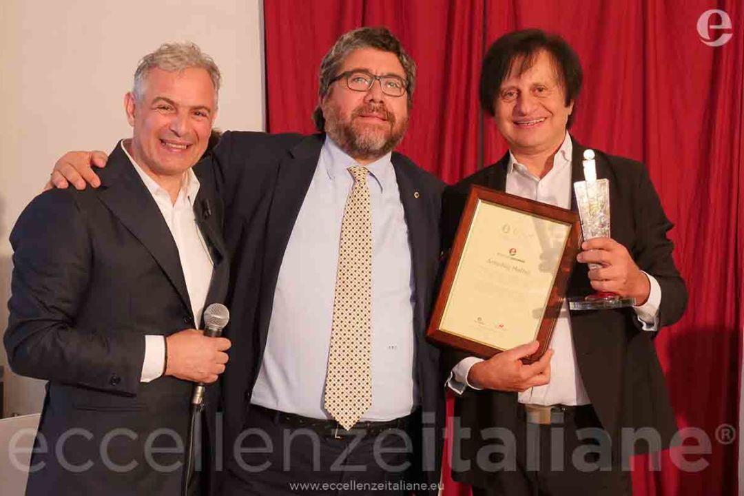 Piero Muscari, Calogero Di Carlo, Amedeo Maffei