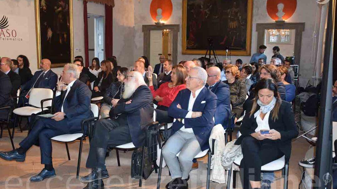 Pubblico, Etour Milano, Palazzo Durini
