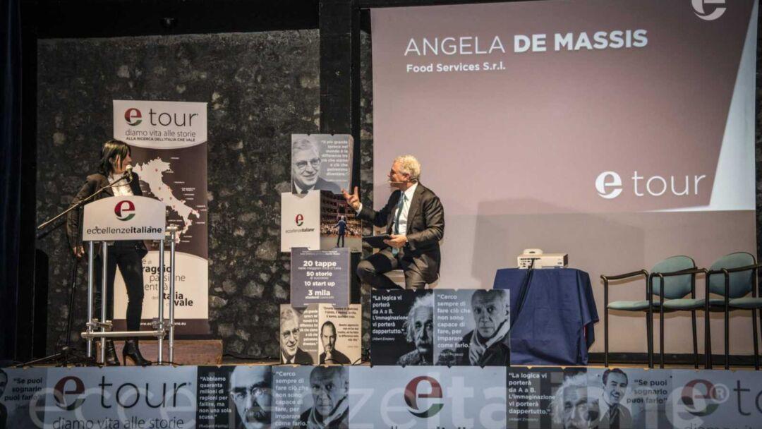 Piero Muscari e Angela De Massis – Etour Avezzano