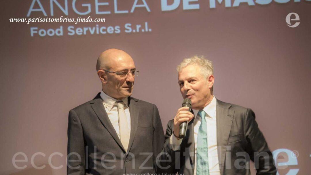 Guido Ottombrino e Piero Muscari