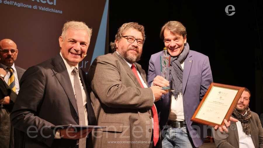 da sx: Piero Muscari, Calogero Di Carlo e Ivano Capacci
