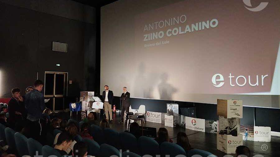 Antonino Ziino Colanino, una storia di successo di etour Piraino