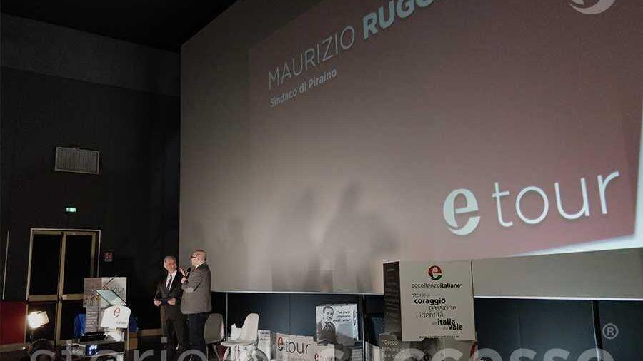 Sindaco di Piraino Maurizio Ruggeri