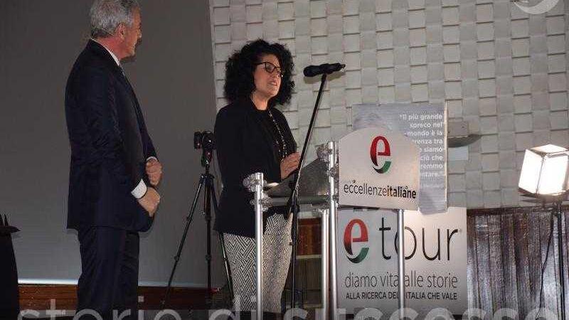 Giovanna Trovato e Piero Muscari