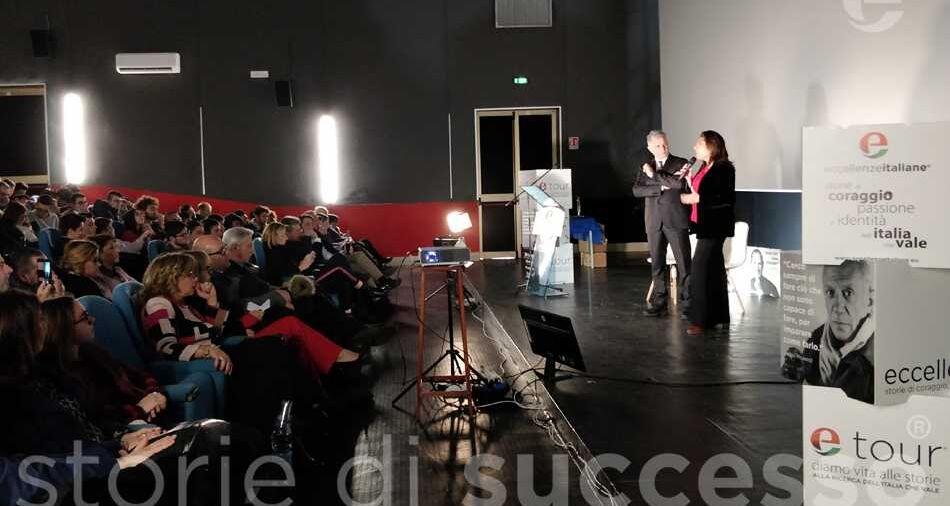 L'intervento della Deputata europea Michela Giuffrida ad etour Piraino (ME)