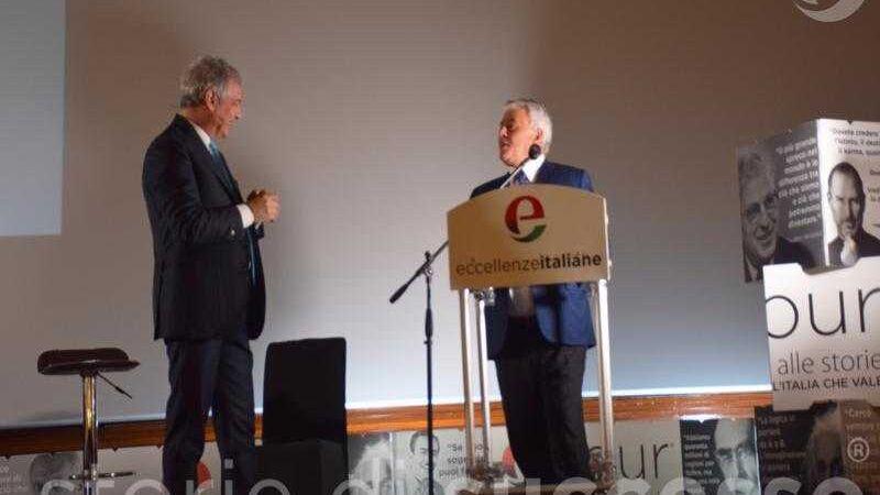 Piero Muscari e Sebastiano Buglisi