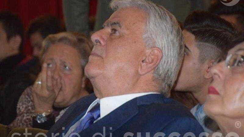 Sebastiano Buglisi in platea