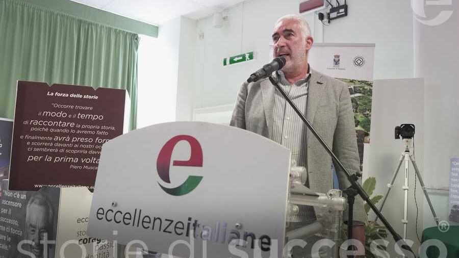 Gianni Chiaramonte di Tenuta Chiaramonte