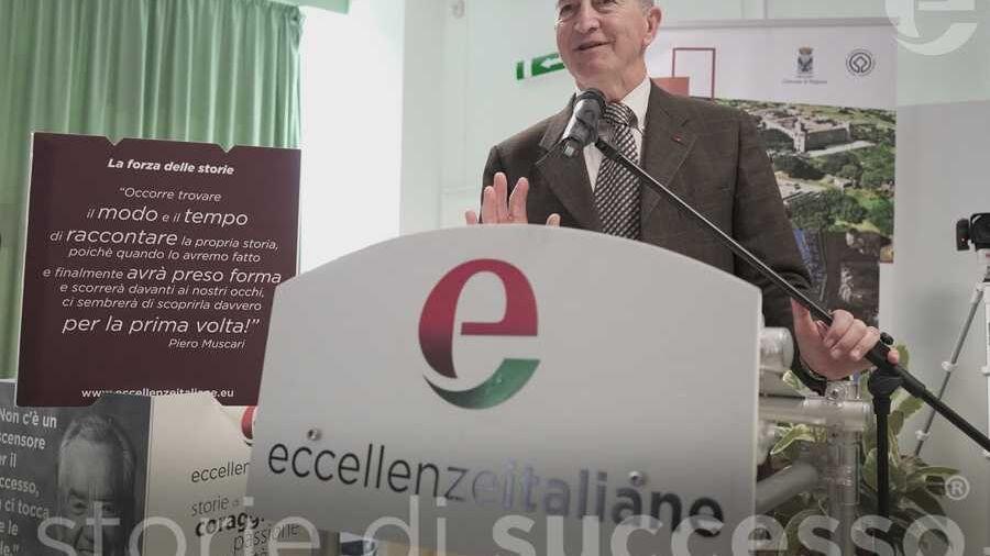 Paolo Roccuzzo, Presidente Avis Ragusa durante il suo intervento