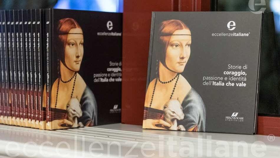 Copertina del volume Eccellenze Italiane Quarta Edizione 2019