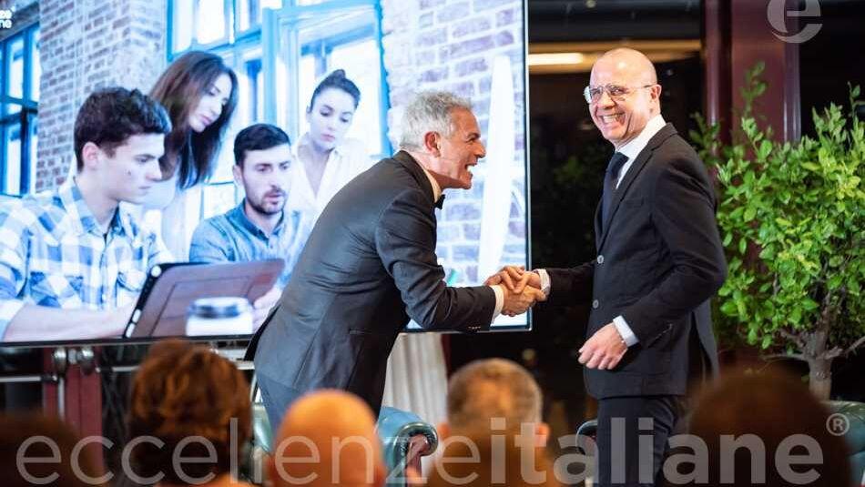Il saluto di Giuseppe Pezzano e Piero Muscari