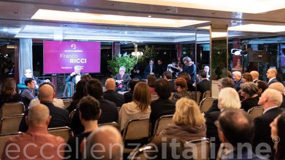 Talk Franco Ricci con Piero Muscari e Patrizio Podini