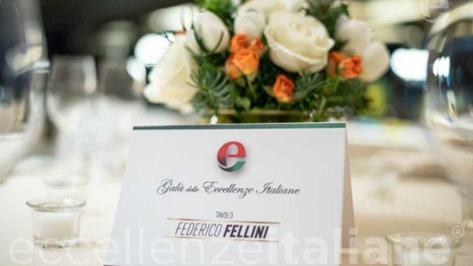 Gala Eccellenze Italiane Tavolo Segnaposto