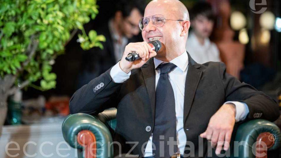 Giuseppe Pezzano - Galà delle Eccellenze Italiane IV ed. 2019