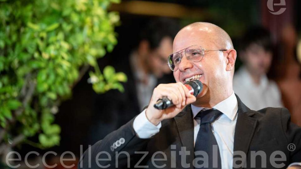 Giuseppe Pezzano - Galà delle Eccellenze Italiane 2019