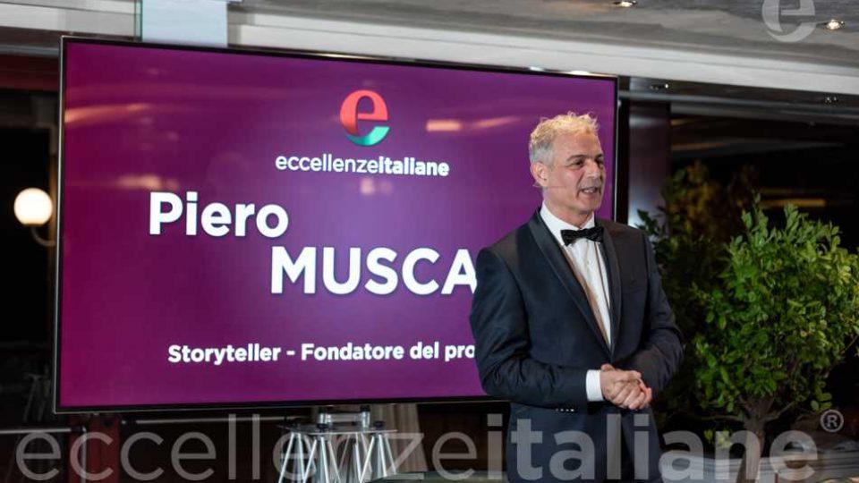 Introduzione di Piero Muscari al Gala delle Eccellenze Italiane