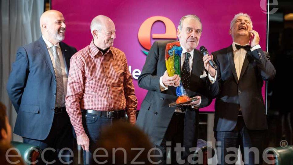 Paolo Tedeschi, Silvio Vigliaturo, Rino Barillari e Piero Muscari