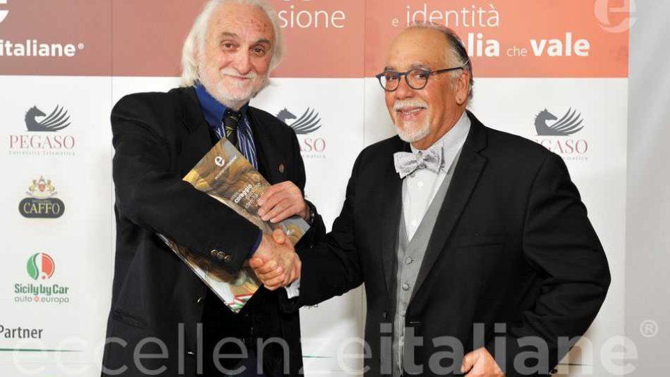 Alessandro Bianchi e Fred Gardaphe