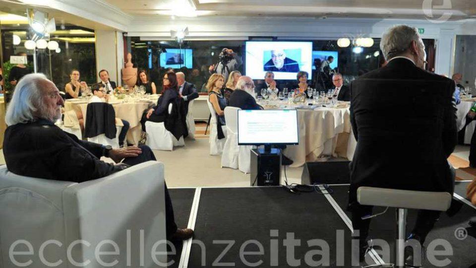 Alessandro Bianchi Gala Eccellenze Italiane Terza Edizione 2018