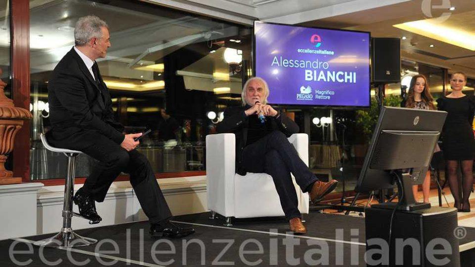 Alessandro Bianchi Muscari Gala Eccellenze Italiane 2018
