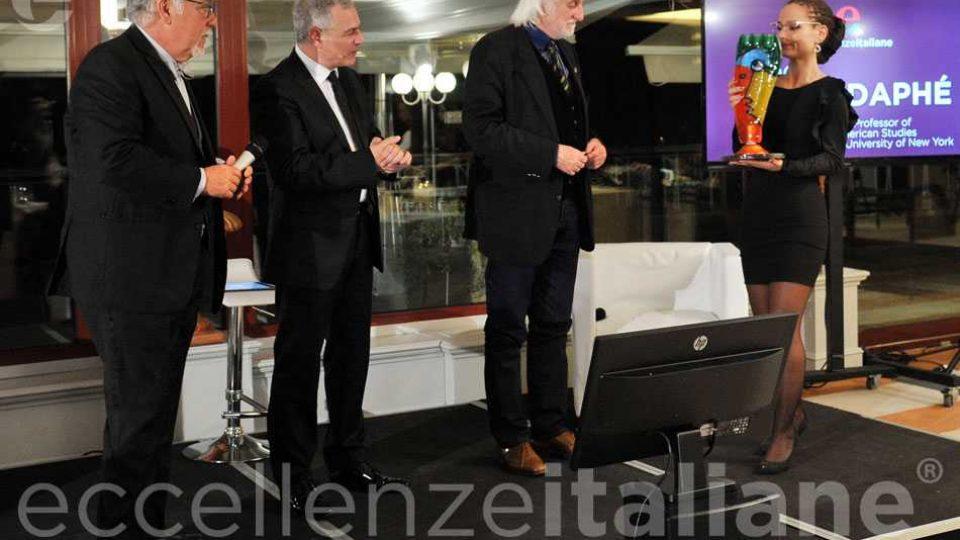 Alessandro Bianchi Premia Fred Gardaphe Eccellenze Italiane