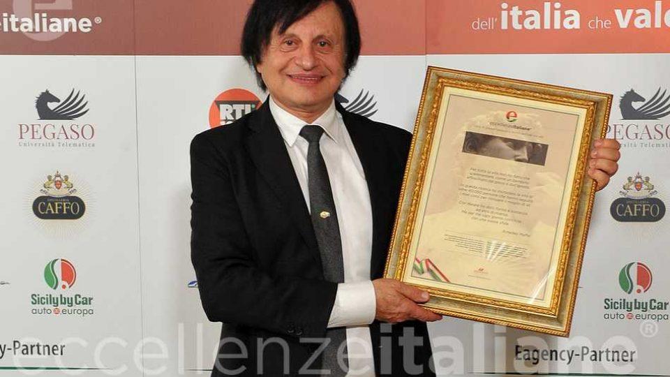 Amedeo Maffei Cornice Eccellenze Italiane