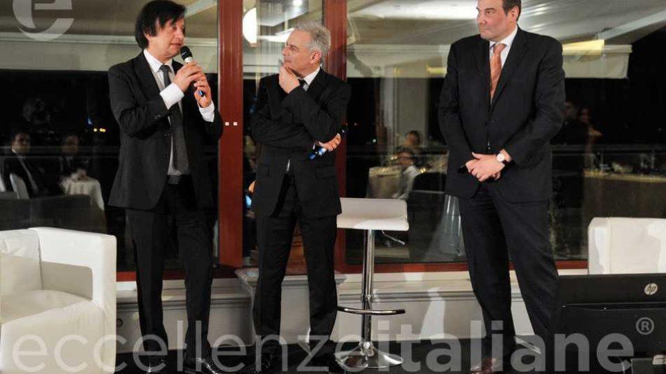 Amedo Maffei Piero Muscari Damiano Montani