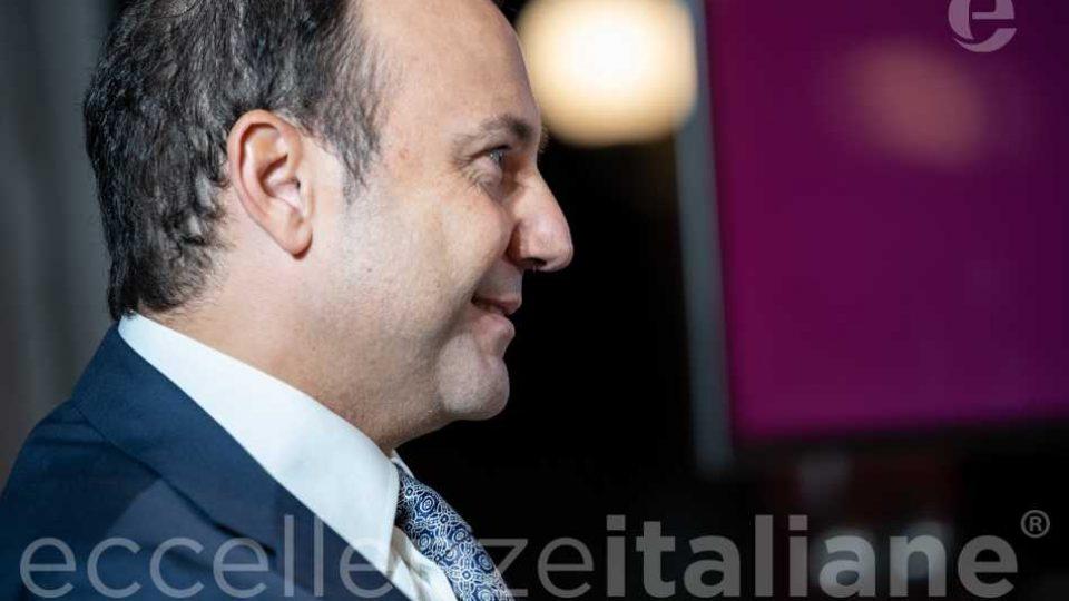 Danilo Iervolino al Galà delle Eccellenze Italiane 2019